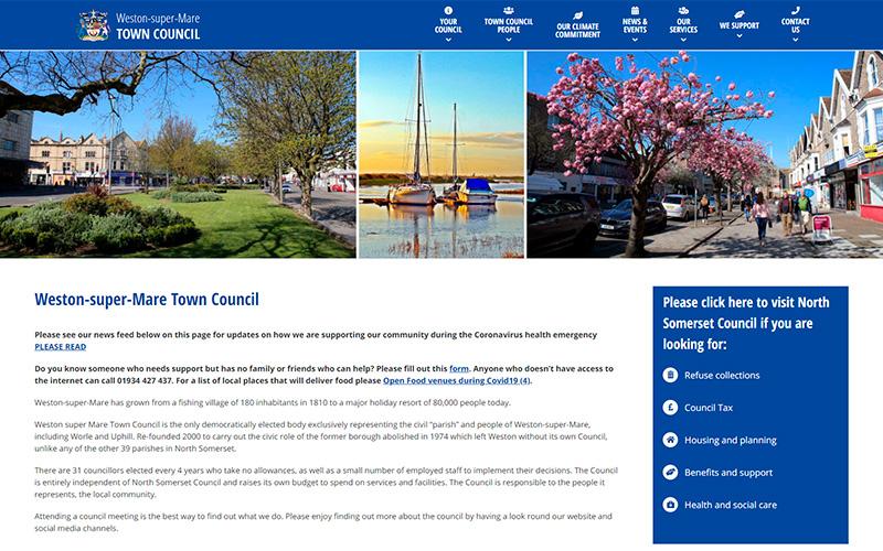 Weston-super-Mare Town Council