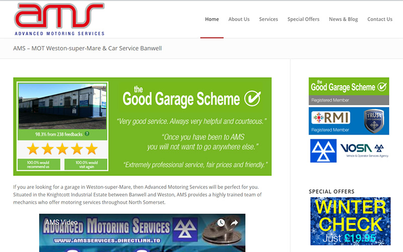 Advanced Motoring Services