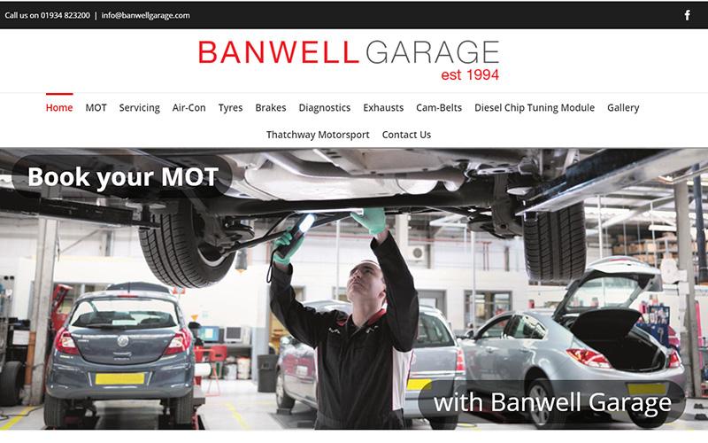 Banwell Garage