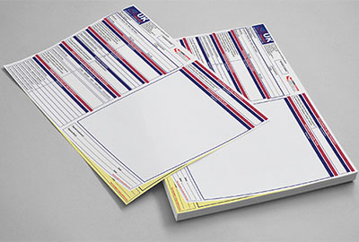 Design & Print NCR Duplicates in Weston-super-Mare & Bristol
