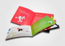 Design & Print Brochures in Weston-super-Mare & Bristol