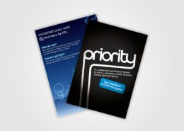 Design & Print Leaflets & Flyers in Weston-super-Mare & Bristol