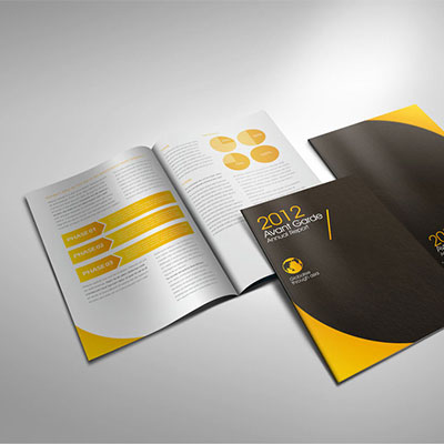 Design & Print Brochures in Weston-super-Mare & Bristol